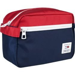 Tommy Jeans neceser hombre, microfibra, azul Tommy Hilfiger