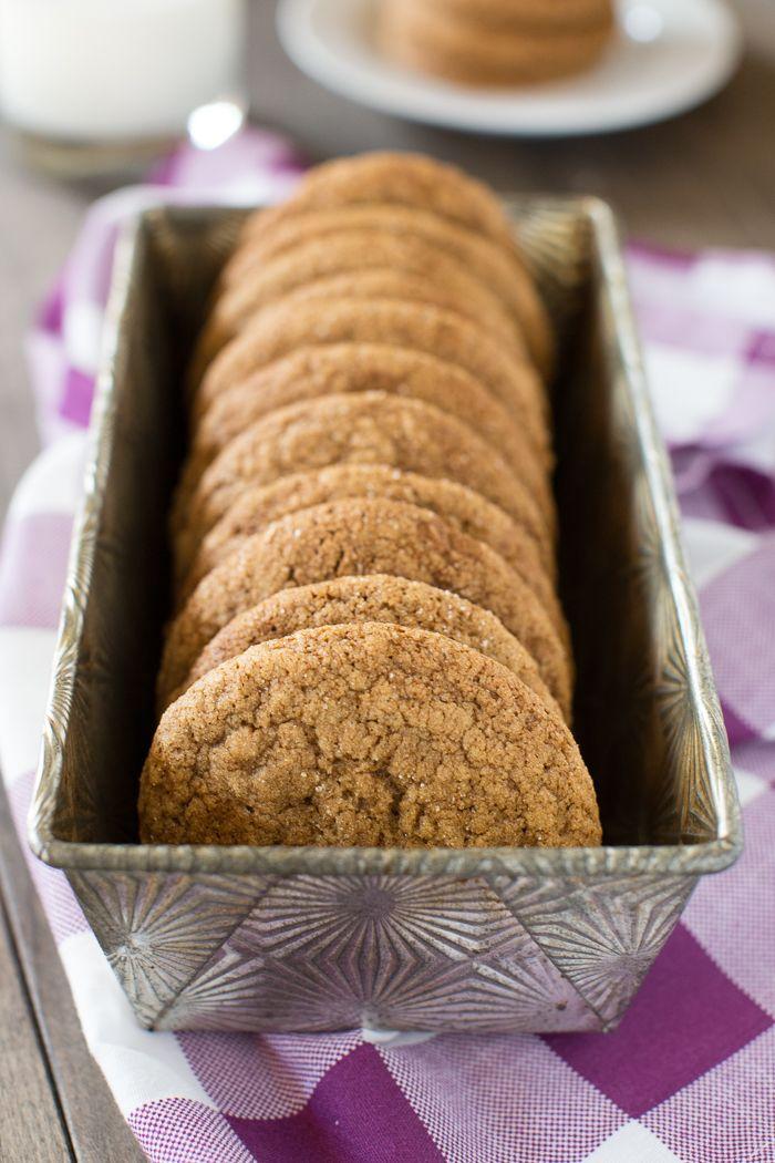 Photo of Pumpkin Ginger Molasses Cookies   Kristine in between