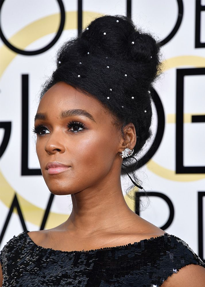 2017 Golden Globes: The Best Beauty Looks from the Red Carpet #RueNow