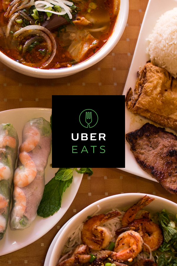 Get The Food You Want From The Restaurants You Love Delivered At Uber Speed Food Viet Food Food Truck