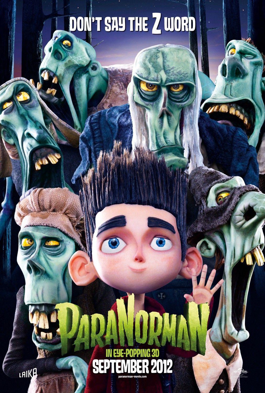 Paranorman Animacao Filme 2019 Desenhos
