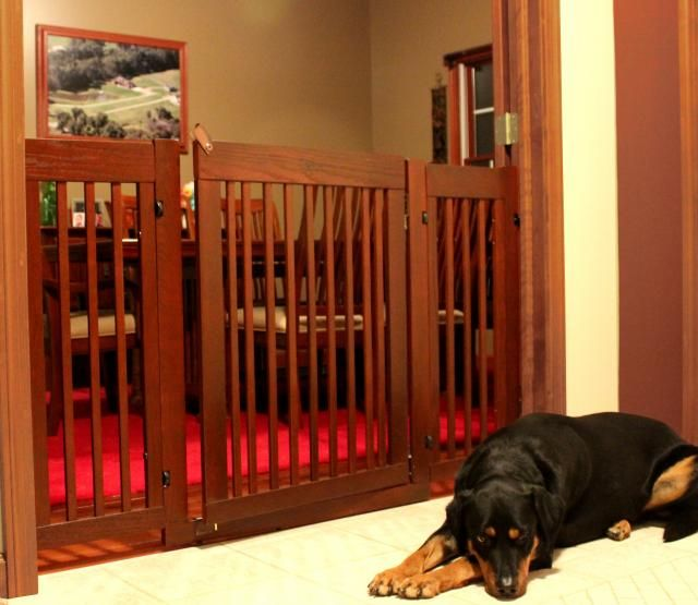 Citadel Pressure Mount Pet Gate Add On Panels Available