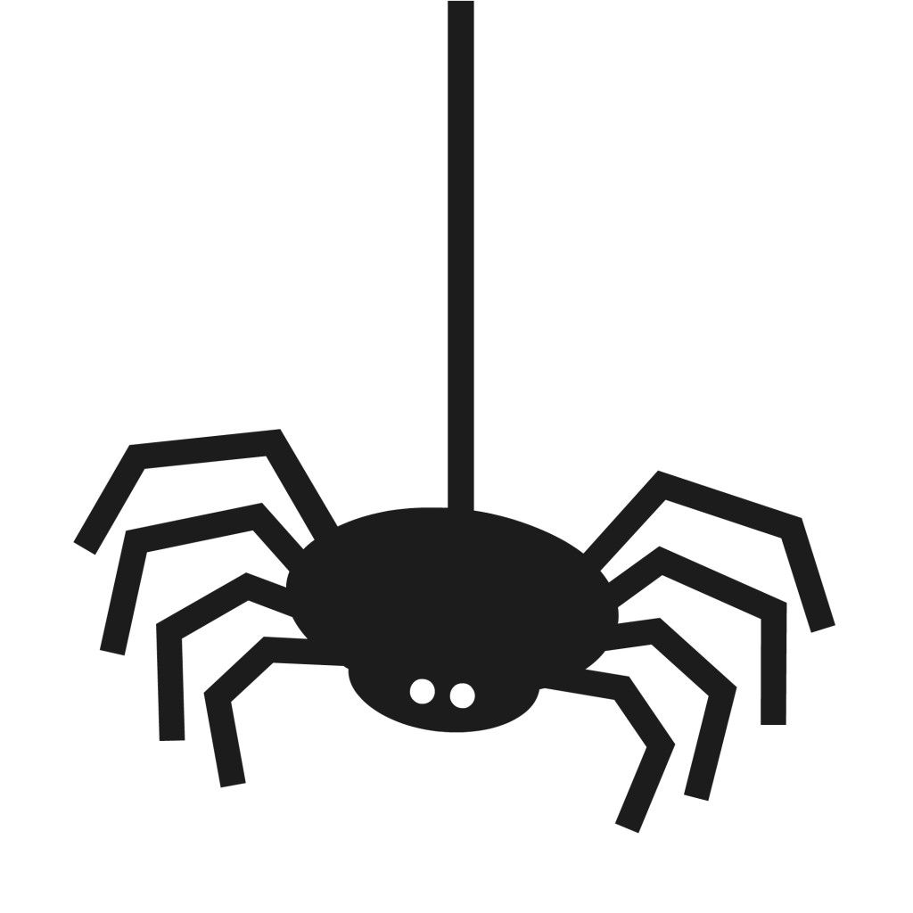Arañas Colgantes para Decorar Tu Hogar | halloween | Pinterest ...