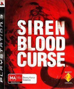 Amazon Com Siren Blood Curse Video Games Siren Horror Video