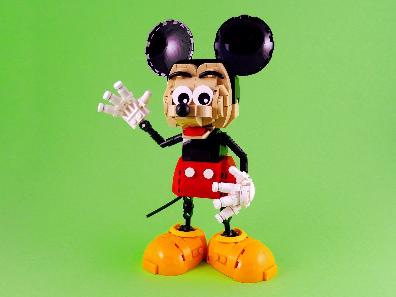 Mickey Mouse | by Swan Dutchman