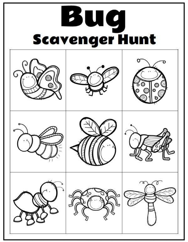 Printable Preschool Bug Activities For Kids Preschool Activities Printable Bugs Preschool Bug Activities Bug themes for preschoolers