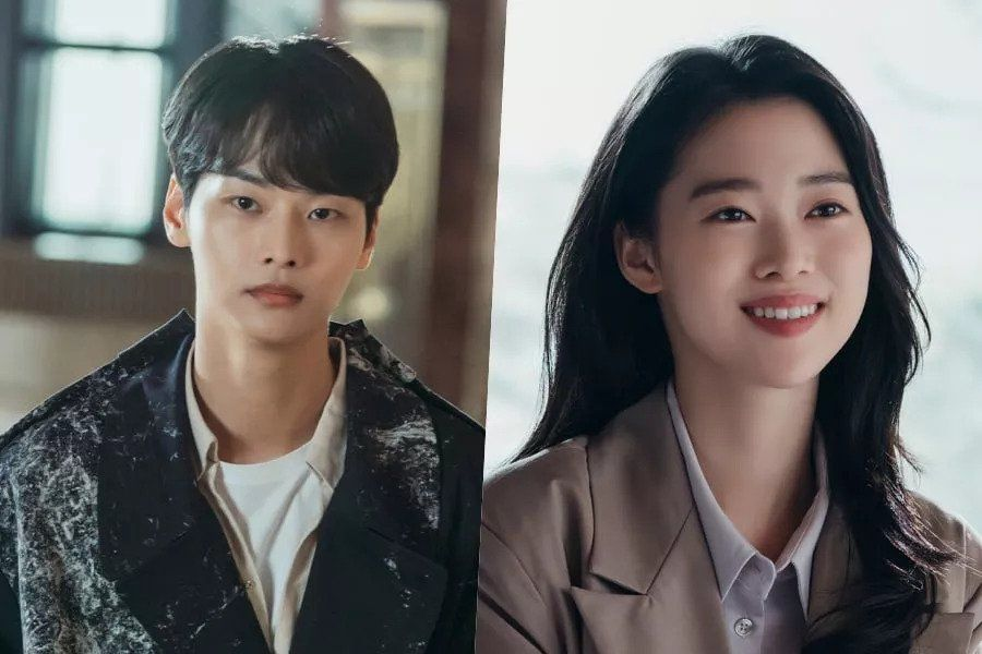 """VIXX's N And Jung Yi Seo Share How They Prepared For Their Roles In New tvN Drama """"Mine"""""""