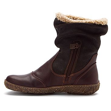 El Naturalista N730 Brown Pull Grain/Wax