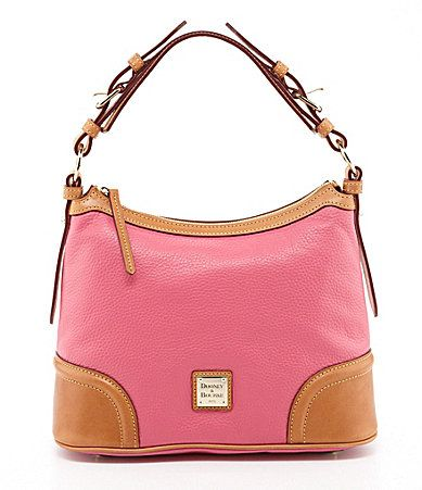 Dooney And Bourke Leather Dillards 75th Anniversary Hobo Bag This One Comes In Many Colors I Like