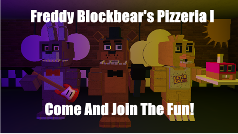 Freddy Blockbears Pizzeria 1 Old Roblox Family Guy - bork roblox id
