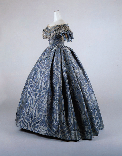 Buy 1850s Ball Gown Up To 79 Off