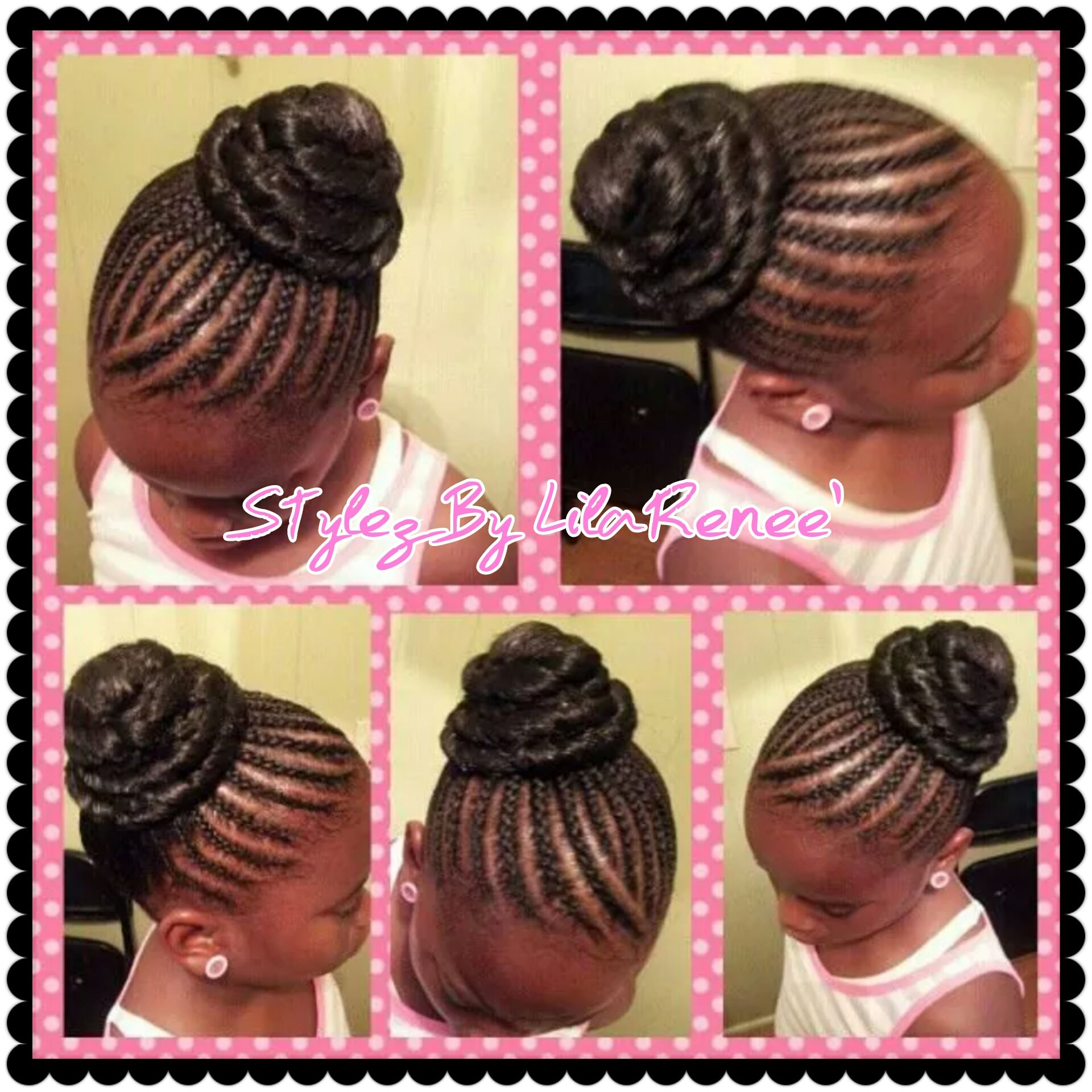 Cornrows styles shared by lilaluv levister community