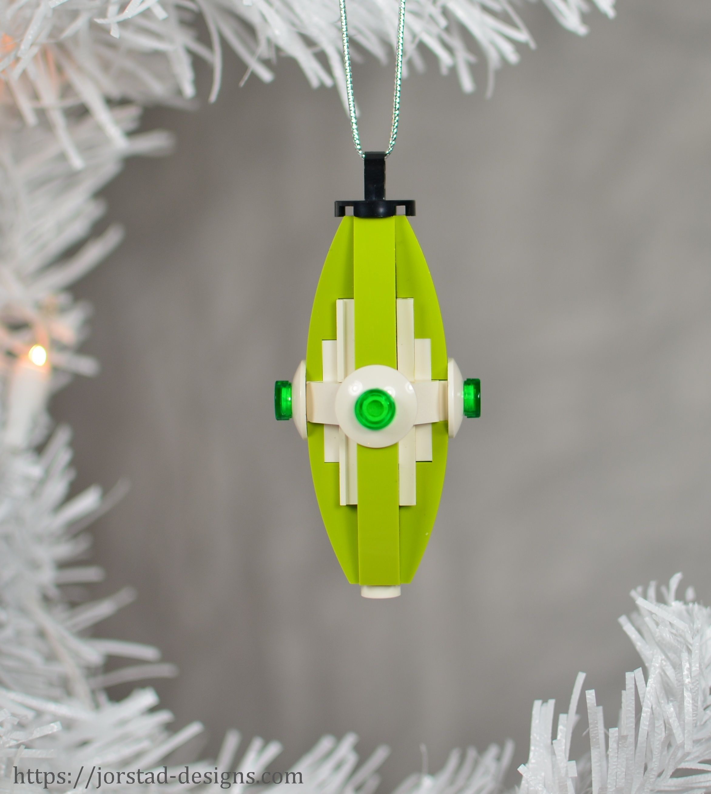 Lego diamond shop lego christmas ornaments at jorstad