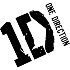 Logo De One Direction By Tamarafrancisca On Deviantart One Direction Collage One Direction Logo One Direction