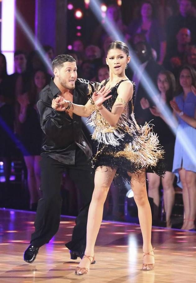 Zendaya Dancing With The Stars Outfit Dancing With th...