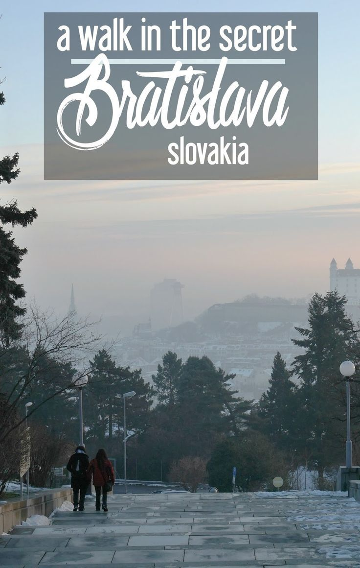 A Walk in the Secret Bratislava {Guest Post by Girl Astray