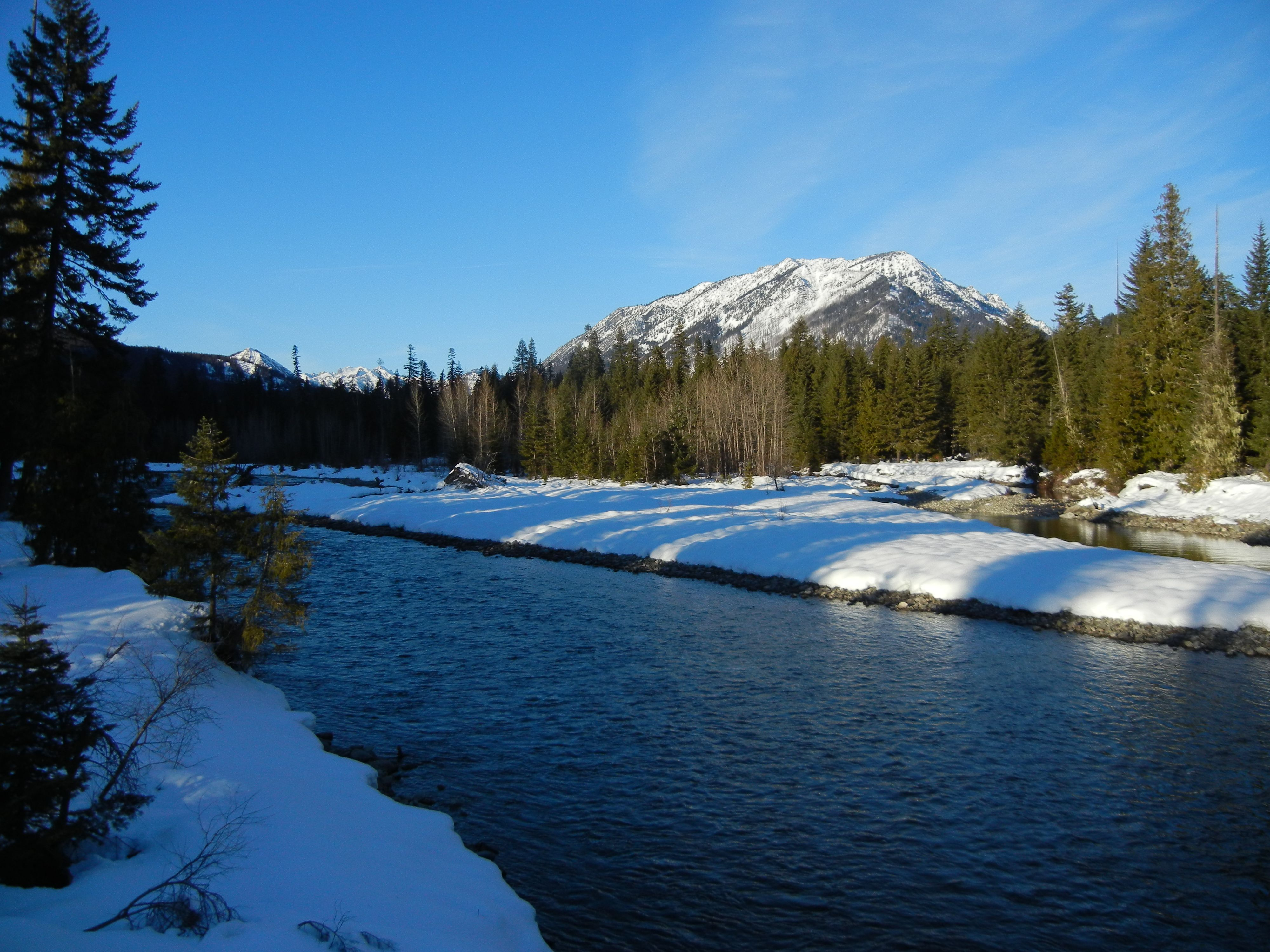 Cooper River Near Cle Elum Wa Photo By Phil West