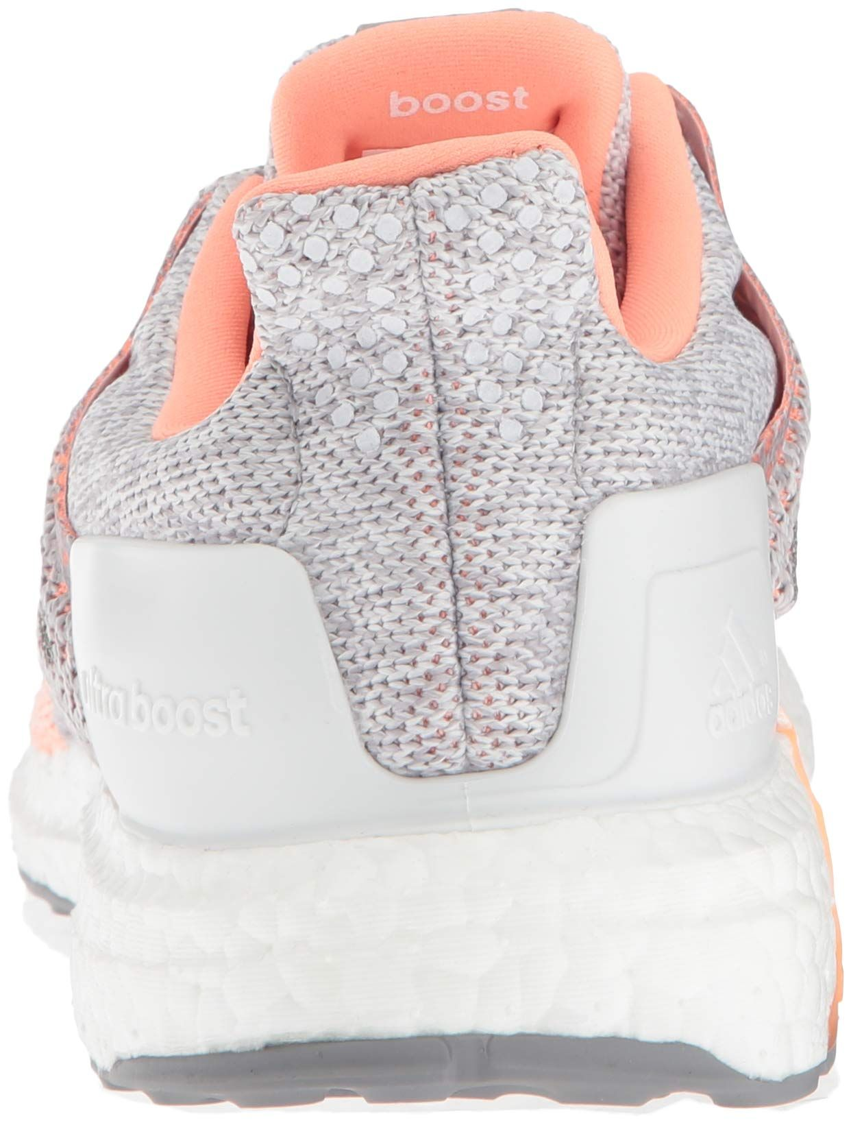 new photos 7e070 48f43 adidas Womens Ultraboost ST Running Shoe Crystal White Grey Clear Orange 8 M  US   Read more at the image link-affiliate link.  adidaswomensrunningshoes