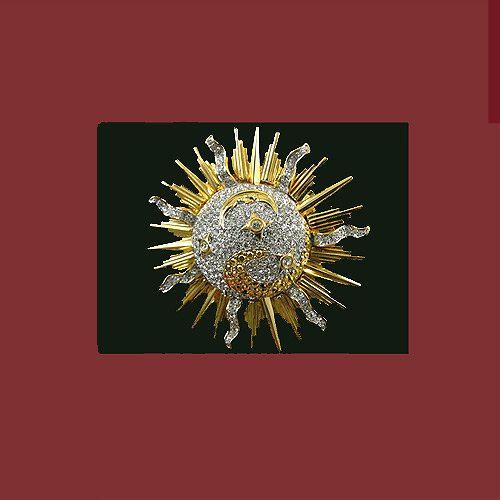 Swarovski retired crystal moon stars by VINTAGEJOOLSFORYOU on Etsy