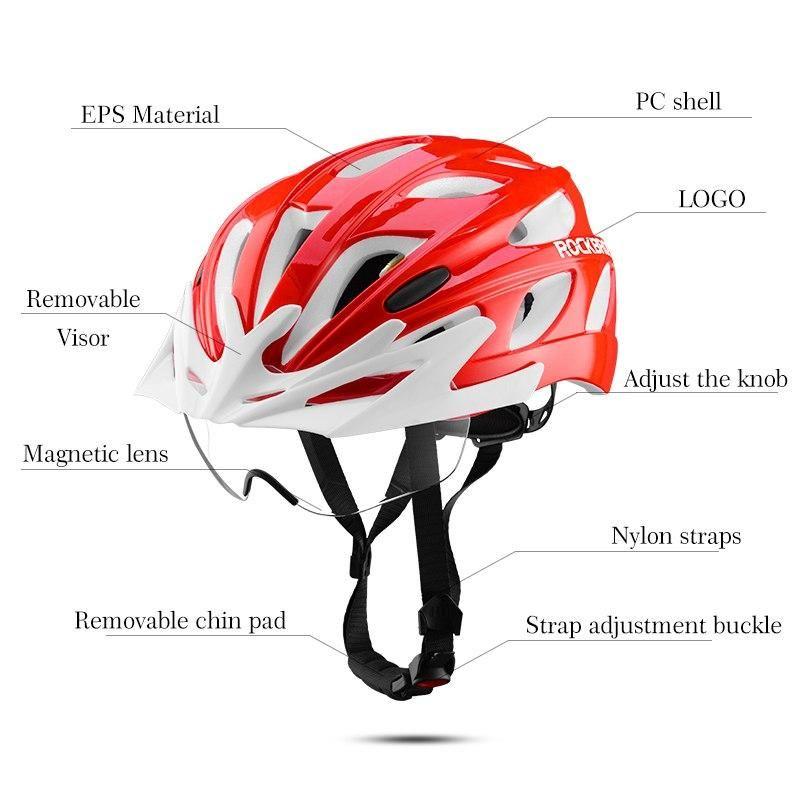 Goggles Bicycle Helmets Helm Sammlung