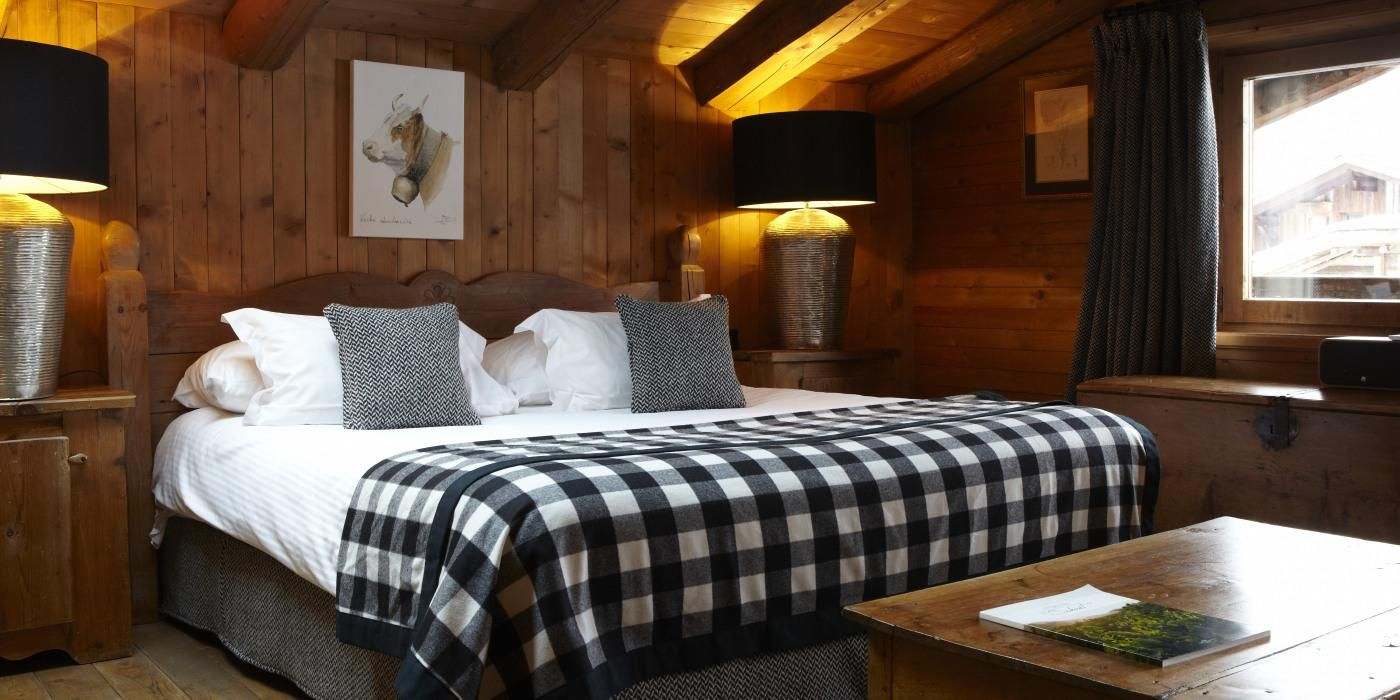 Fine Deco Chambre Style Chalet That You Must Know You Re In Good