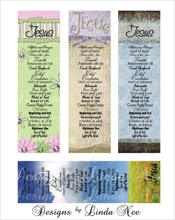 christian bookmark template 33 free psd ai vector eps format