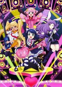 FUNimation Announces Show By Rock!! Dub Cast