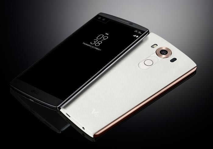 LG V10 Smartphone With Second Display Announced