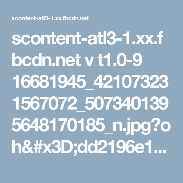 scontent-atl3-1.xx.fbcdn.net v t1.0-9 16681945_421073231567072_5073401395648170185_n.jpg?oh=dd2196e14a6d0998dc4495605f751037&oe=59286E48
