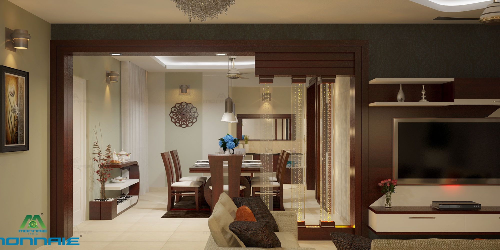 Interiors Designs In Bangalore Monnaie Architects