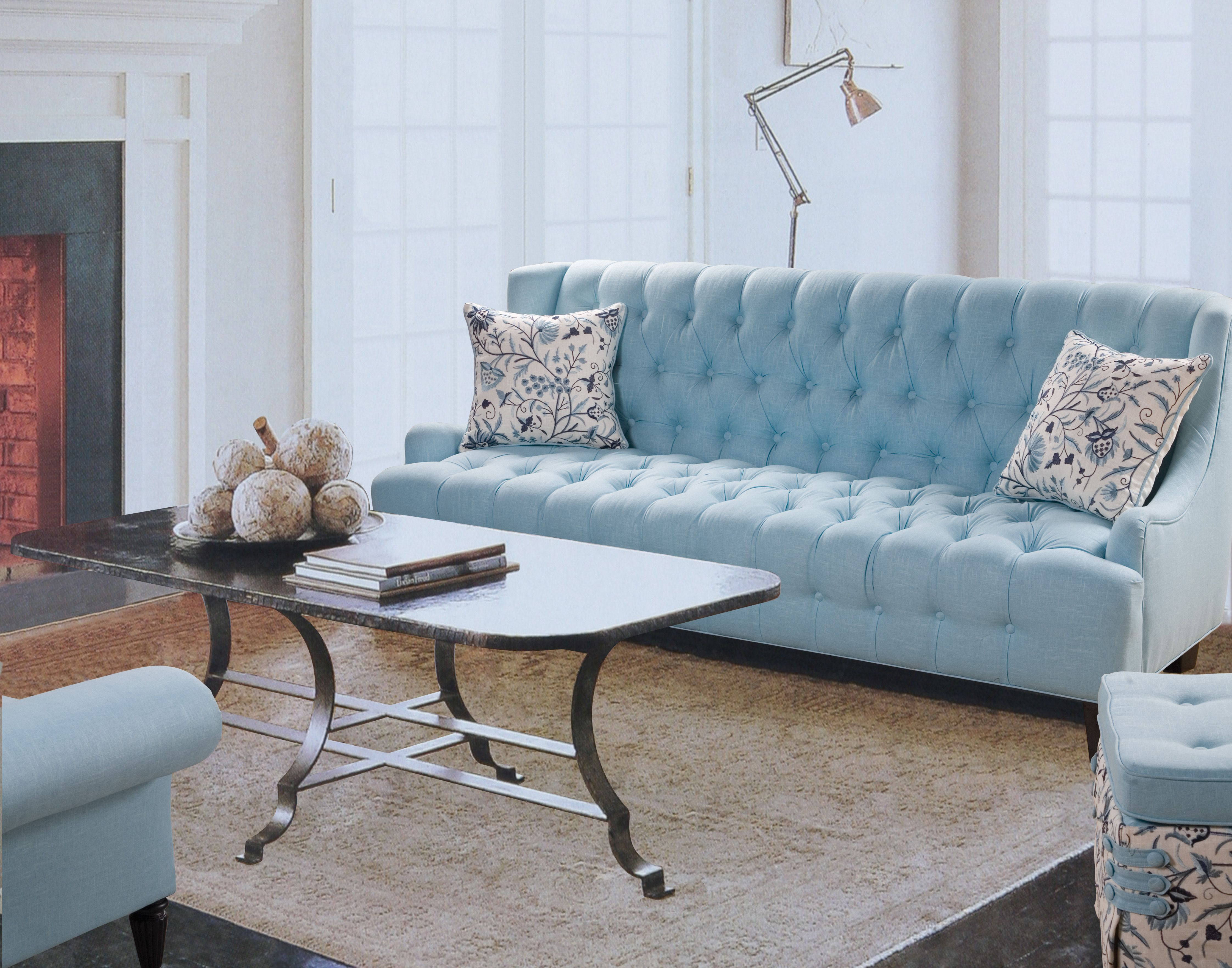 Best Sandy Wilson Brand Cashmir Collection Sofa Vintage Sofa 400 x 300