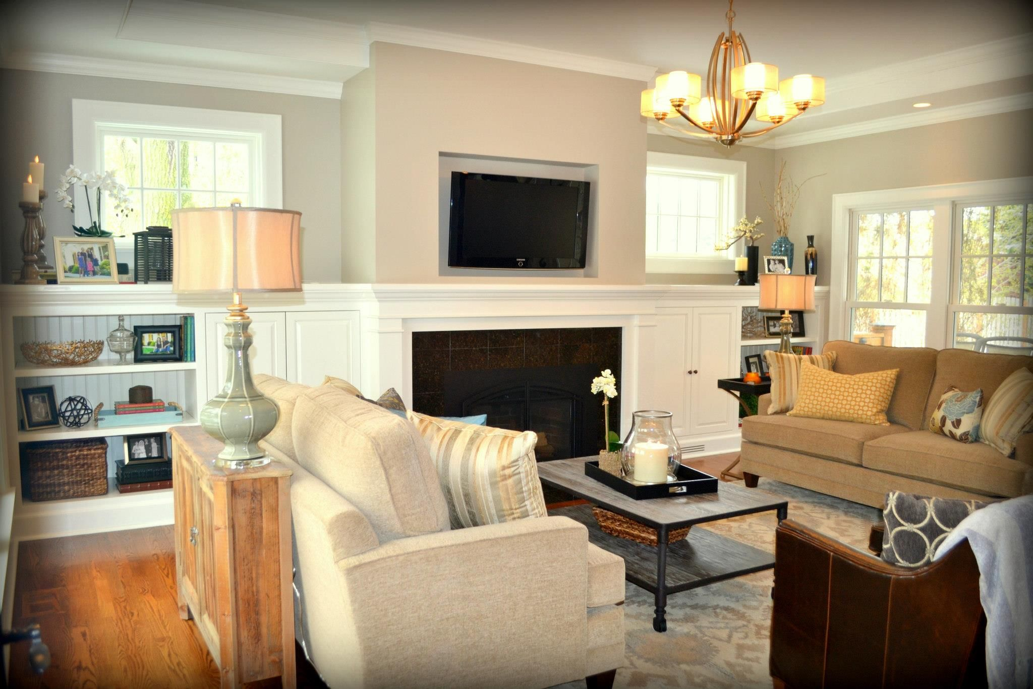 Best Beautiful Paint Color Anew Gray By Shermin Williams Family Room Inspiration Home Living 400 x 300