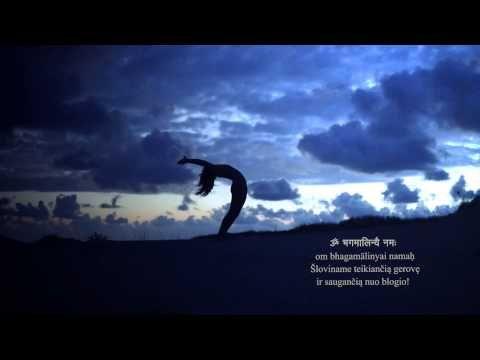 chandra namaskar lunar salutation  youtube  surya
