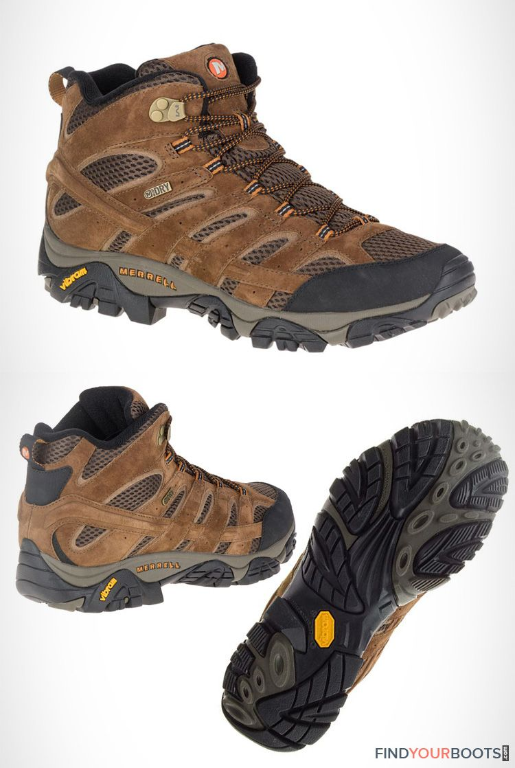 c5d8e5fb Trail Blazer: 5 Best Hiking Boots with Vibram Soles | Cool Hiking ...