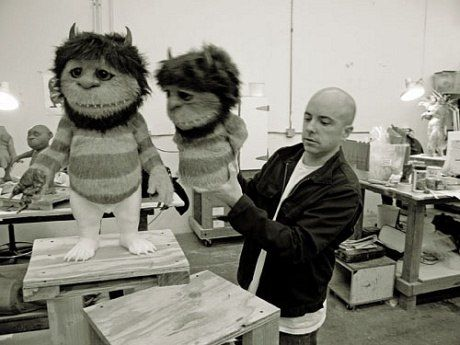 Where the Wild Things Are Built: Jim Hensons Creature Shop | Vanity Fair
