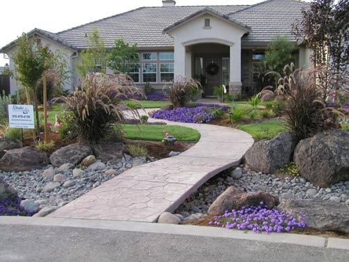 Looks great! Now replace the non native grass with native ... on Non Grass Backyard Ideas  id=74516