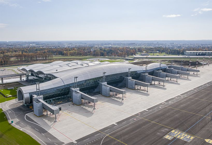 The Latest Passenger Terminal At Franjo Tudman International Airport Zagreb Zagreb Airport Airport City