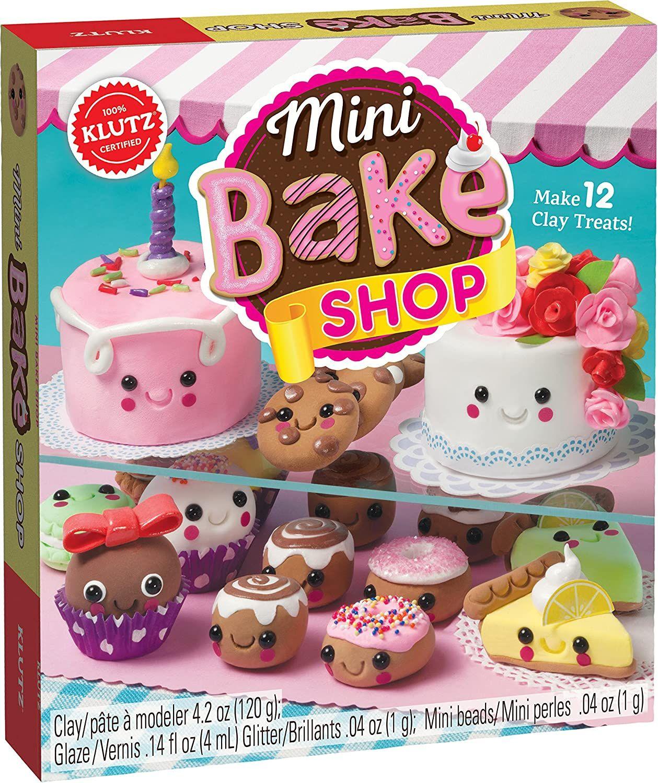 Mini Clay Bake Shop