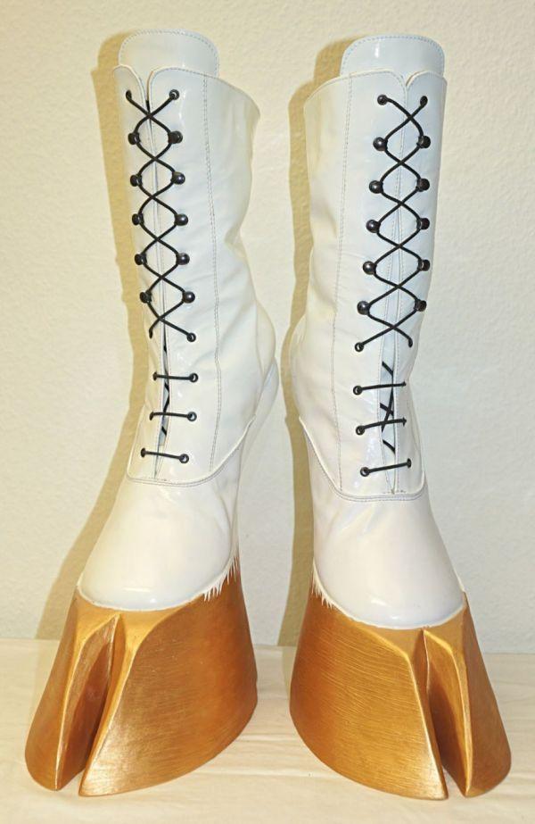 Unicorn boots | Unicorn fancy dress