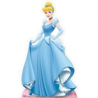 Cinderella Cardboard Cutout Disney Childrens Party Decoration Ideas Cinderella Cartoon Disney Princess Cinderella Cinderella Disney