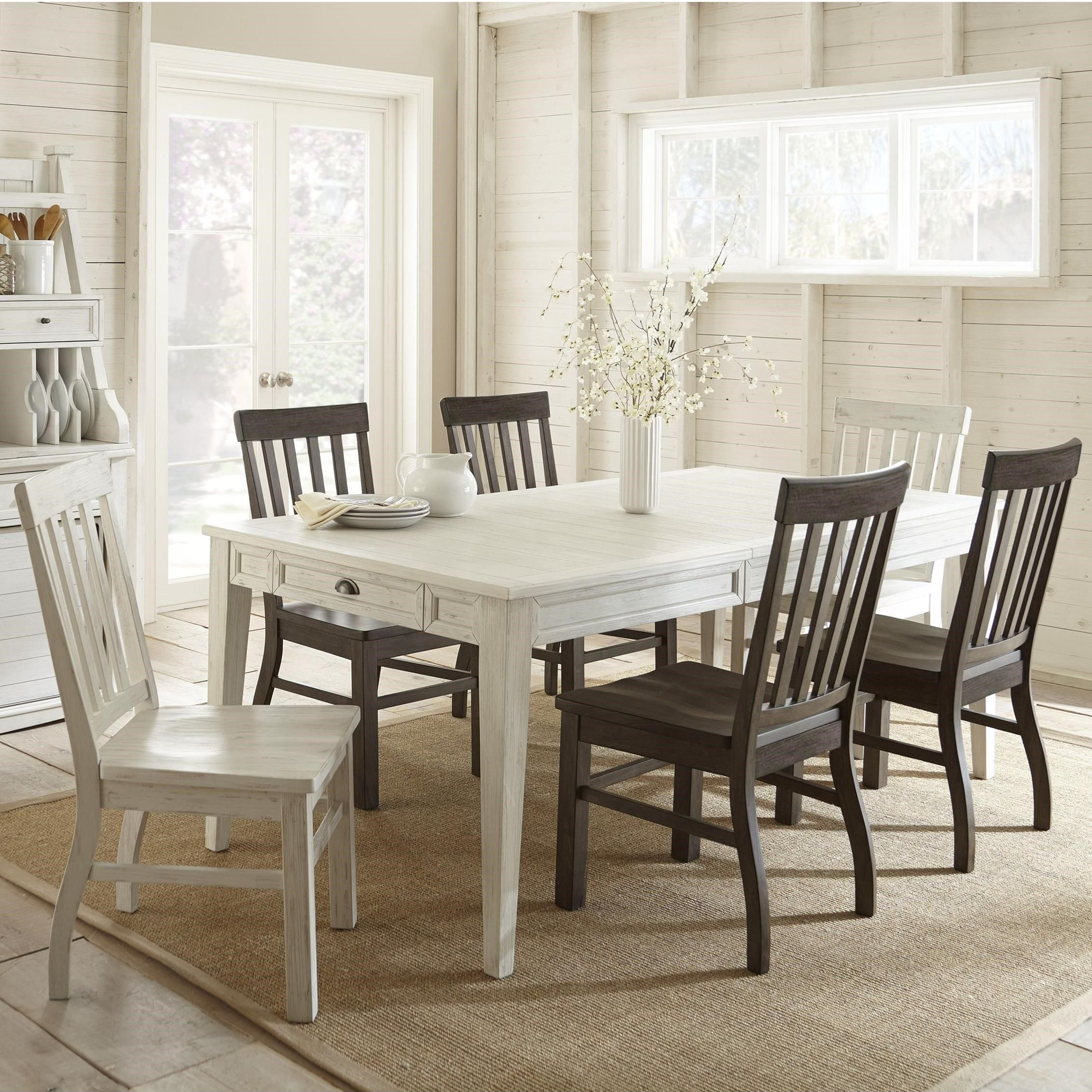 Cayla 7 Piece Dining Set By Steve Silver