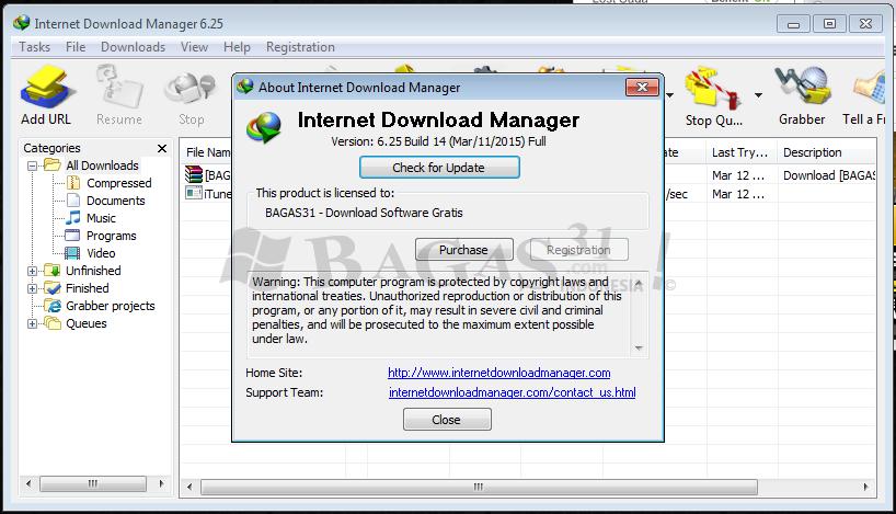download gratis internet download manager full crack