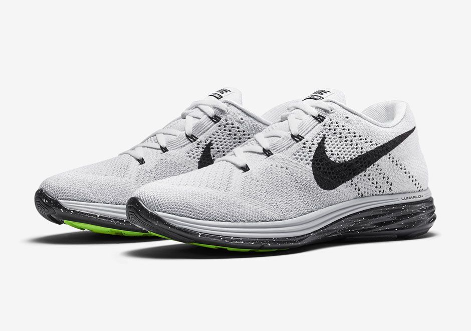 cheap nike flyknit shoes lebron james shoes white and black
