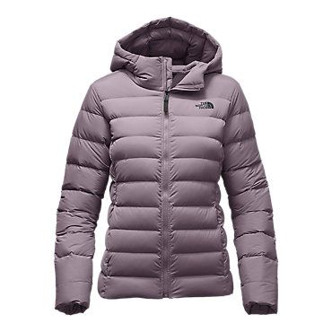 9f73082b64 The North Face Women s Stretch Down Hooded Jacket