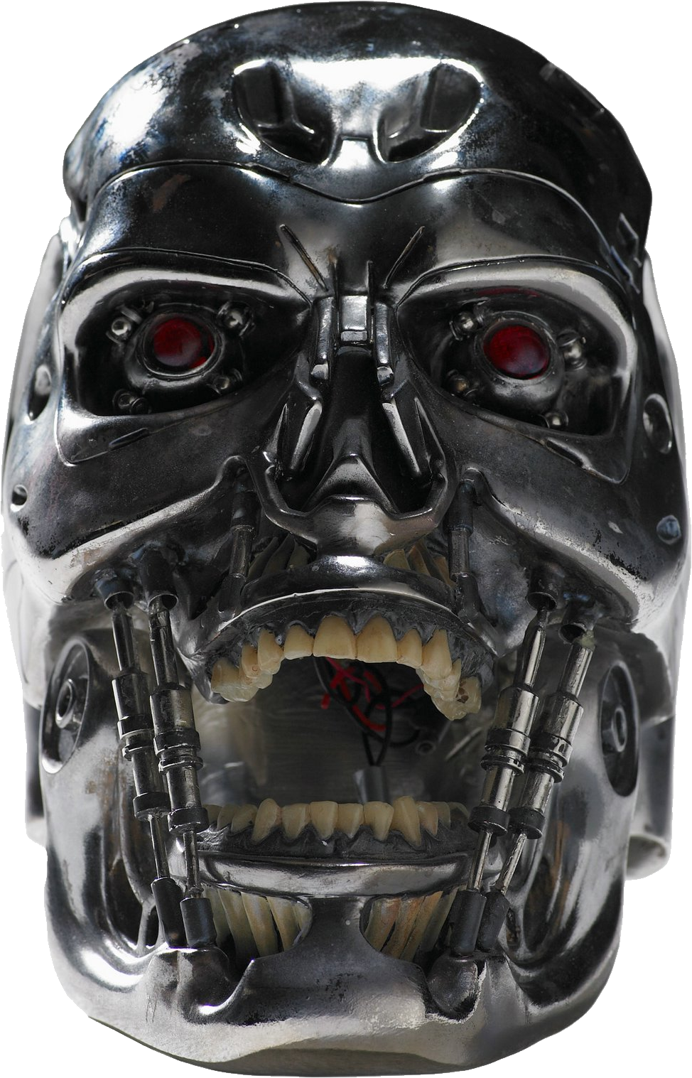 Terminator Skull Png Image Terminator Png Images Png Images For Editing