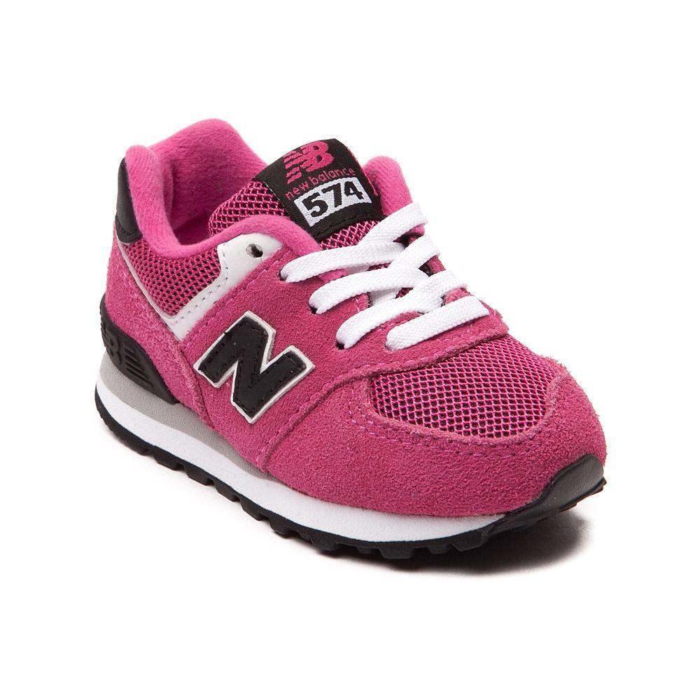 youth new balance 574 athletic shoe