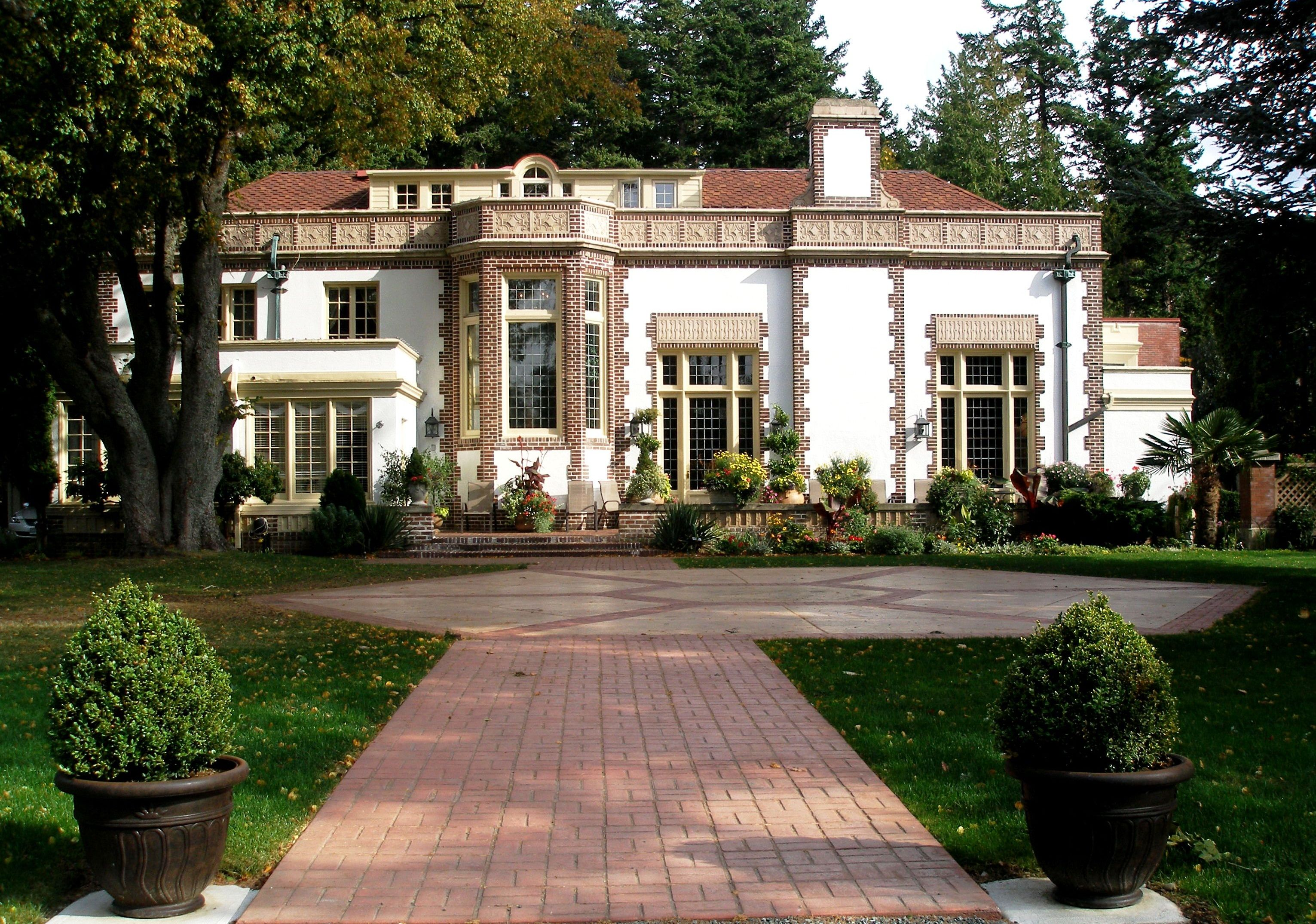 Lairmont Manor Bellingham Washington Estate Weddings And Events