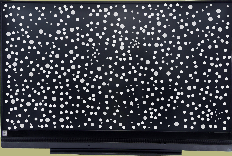 Samsung Mitsubishi Toshiba Dlp Tv Repair Black White Dots On Tv Bad Installation Modern Design Design