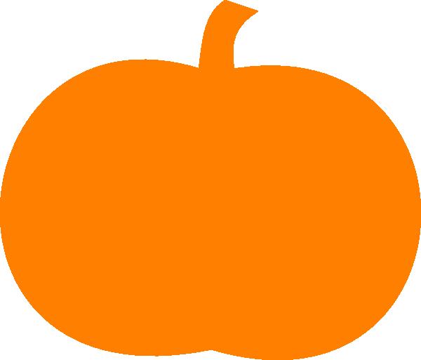 orange pumpkin clip art at clker com vector clip art online rh pinterest co uk clip art of pumpkins small medium and large clip art of pumpkin bread with icing