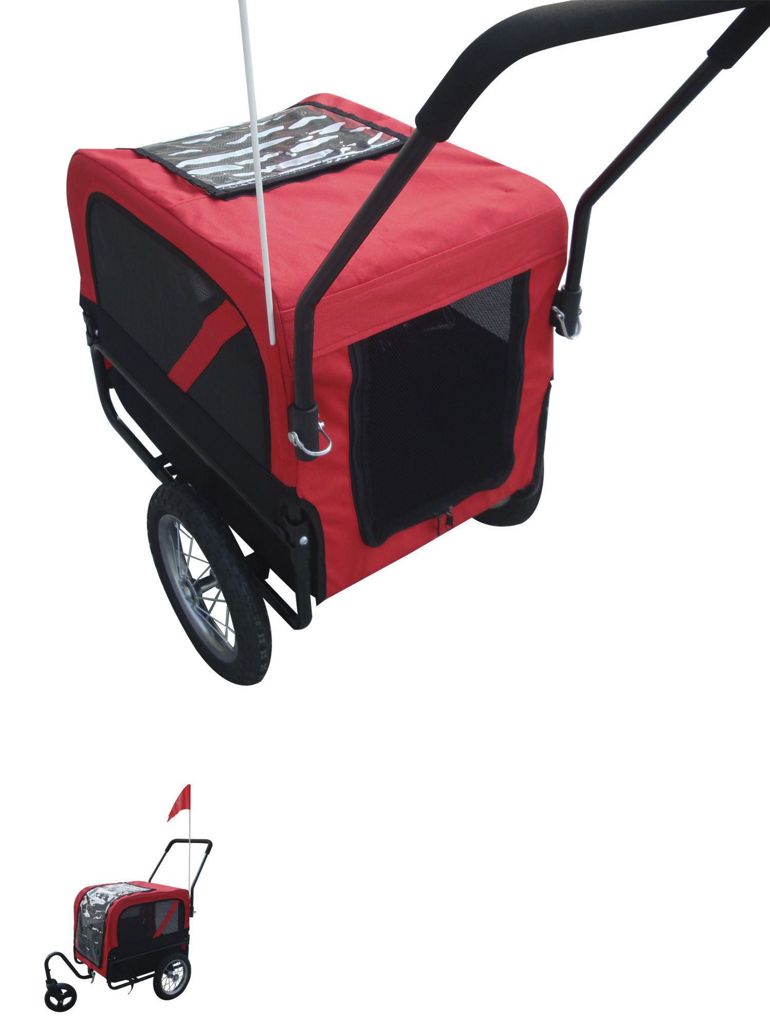 Bike baskets and trailers best pet bicycle trailer or fun